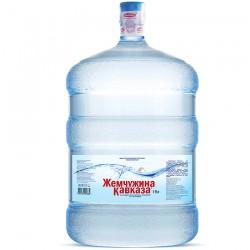 """Питьевая """"Жемчужина кавказа"""" 19 литров"""