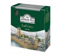 """Чай """"Ахмад Earl Grey"""" 100пак."""