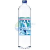 Королевская вода 1.5 литра газированная 6 шт. в упаковке
