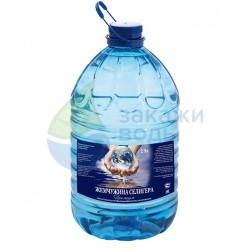 """Питьевая """"Жемчужина Селигера Премиум"""" 5 литров"""