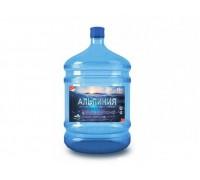 """Питьевая вода """"Альпиния"""" 19 литров"""